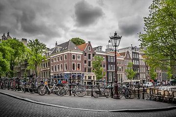 AMSTERDAM Prince's Canal  van Melanie Viola