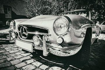 Een uitstekende Mercedes SL Cabriolet van Edith Albuschat