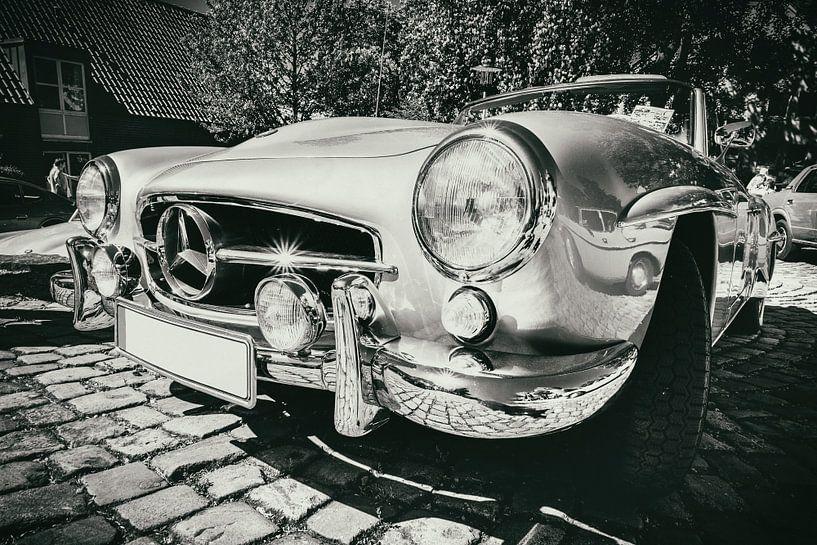 Mercedes SL Cabriolet Oldtimer von Edith Albuschat