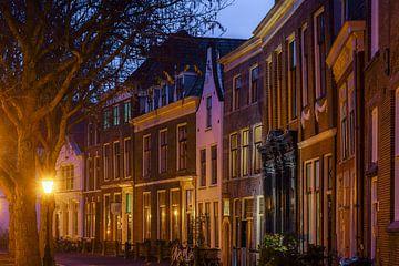Hooglandse Kerkgracht Leiden van Dirk van Egmond