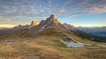 Passo di Giau Panorama (16:9) von Michael Valjak