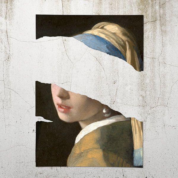 Meisje Met De Parel – The Torn Apart Edition van Marja van den Hurk