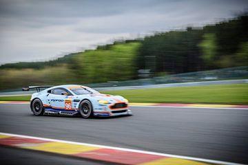 Aston Martin Vantage V8 van Sjoerd van der Wal