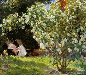 Rosen, Peder Severin Krøyer