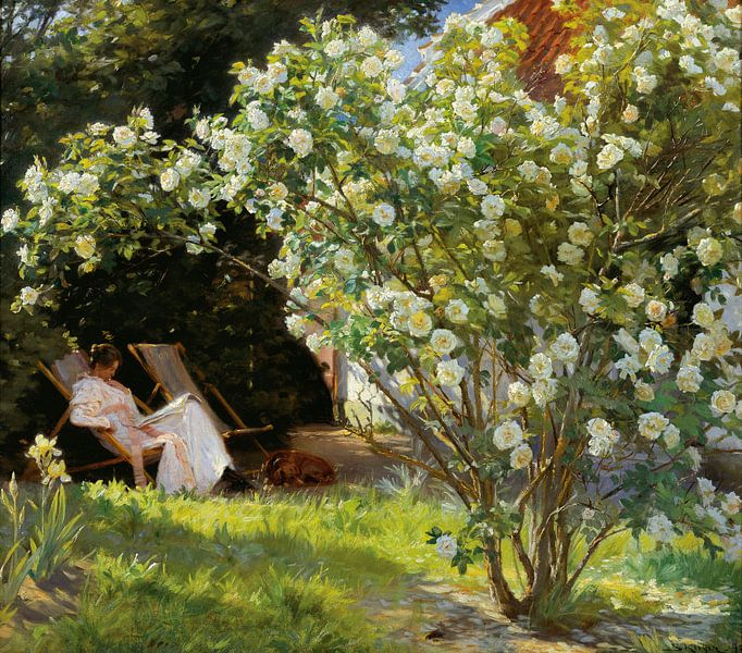 Rosen, Peder Severin Krøyer von Meesterlijcke Meesters