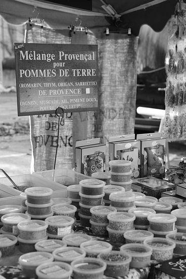 Provencaalse mix in Saint-Tropez