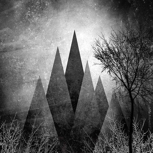 TREES VIII van Pia Schneider