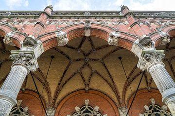 Station Groningen, Bogen (kleur) von Klaske Kuperus