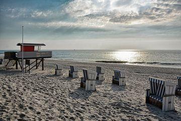 Sylter Strand von Joachim G. Pinkawa