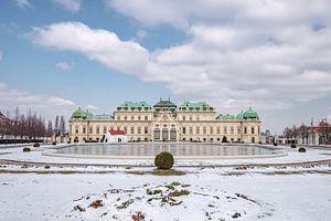 Belvedere Museum van