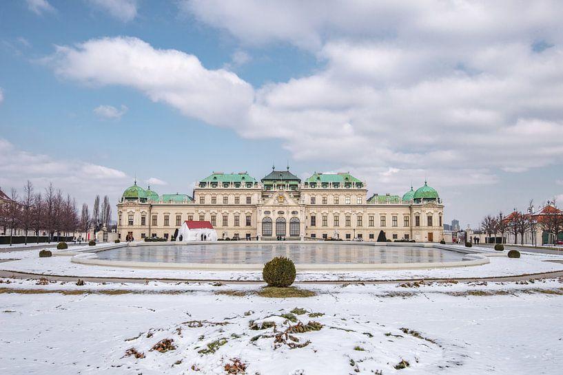 Belvedere Museum von Ronne Vinkx