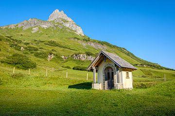 Kapel in de bergen