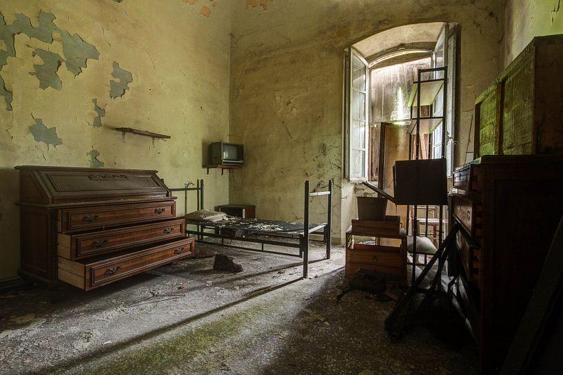 Looking for a room van Anya Lobers