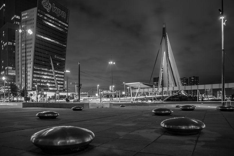 Wilhelminaplein, Rotterdam van Peter Hooijmeijer