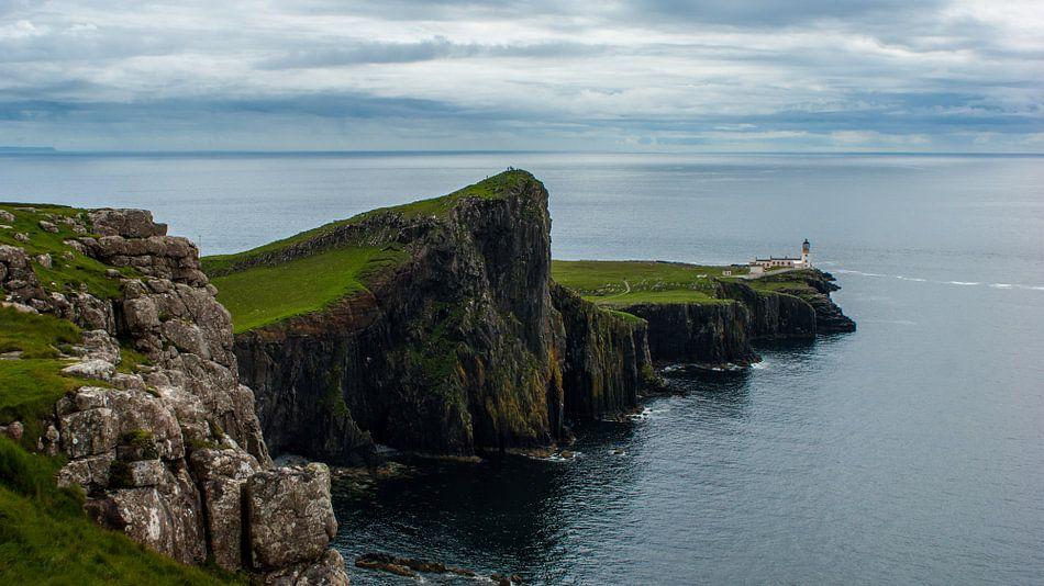 Neist Point - Isle of Skye van Jeroen van Deel