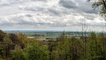 Sichte Von den Kemmelberg von Manuel Declerck