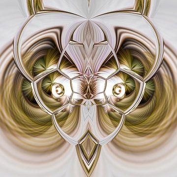 Phantasievolle abstrakte Twirl-Illustrationen 97/30 von PICTURES MAKE MOMENTS