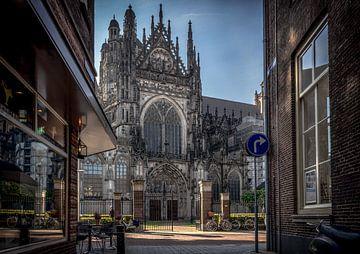 St. Jan's Kathedraal Den Bosch van Mario Calma
