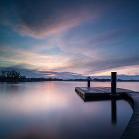 Tijd aan het meer van Sander van der Werf
