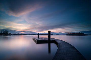 Tijd aan het meer