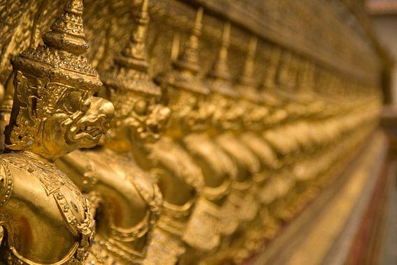 Gouden Garuda's