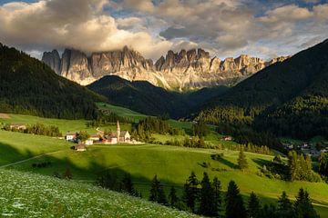 Dolomites sur Ellen van den Doel