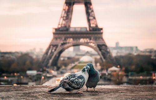 Parijs, liefde van Johan V