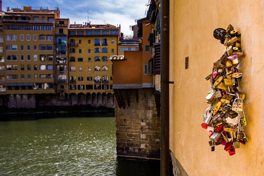 Florence Ponte Vecchio van Marga Meesters
