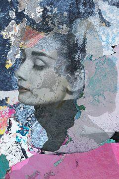 Audrey Hepburn van Maaike Wycisk