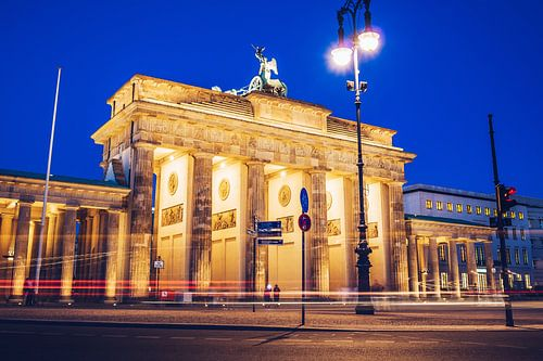 Berlin – Brandenburg Gate van Alexander Voss