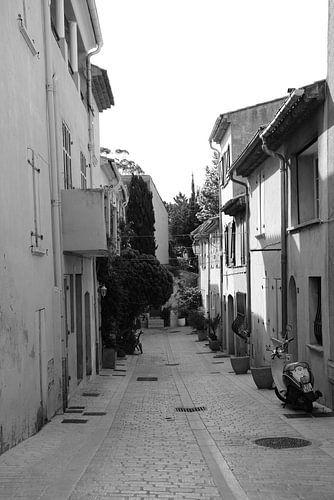 Rue Bergere in Saint-Tropez