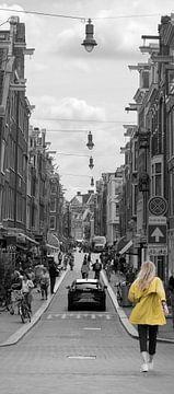 Blond and yellow van Foto Amsterdam / Peter Bartelings