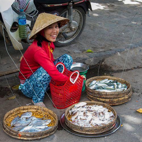 fish on the market