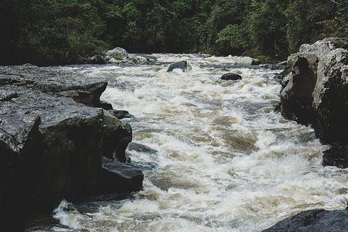 Rio Magdalena's smalste punt von Ronne Vinkx