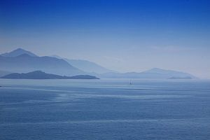 Blue blue blue van Wouter Sikkema