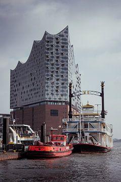Hambourg Elbphilharmonics sur Jürgen Schmittdiel Photography