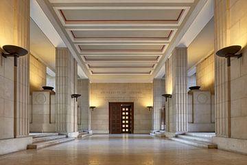 Universität London - Senatskanzlei von David Bleeker