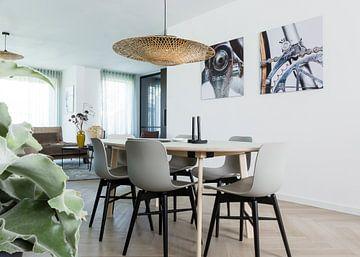 Kundenfoto: Bianchi Kunst 2 - VtWonen von Leon van Bon
