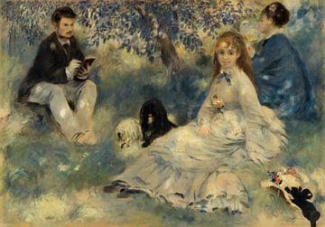 Familie Henriot, Pierre-Auguste Renoir (1875)