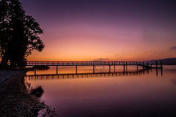 Morgenstimmung am Bodensee von Marcus Lanz