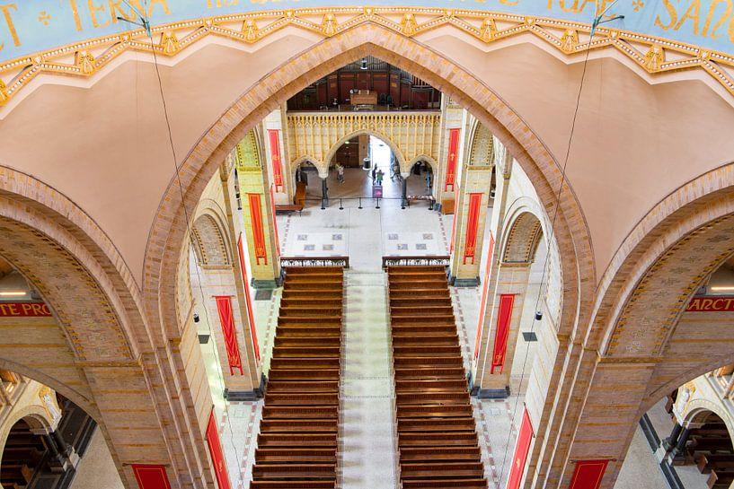 Bavo Kathedrale Basiliek Haarlem van Jaap Spaans