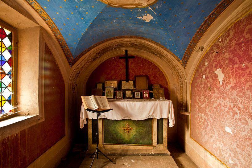 kleine Kapelle von urbex lady