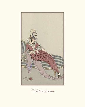 La lettre d'amour van NOONY