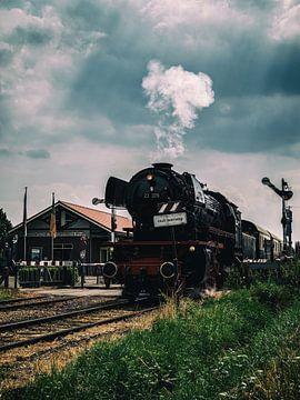 Steamtrain sur Lex Schulte