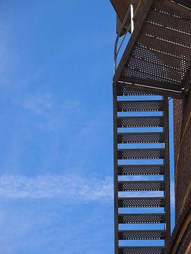 Trap naar de hemel van Corrien Klingenberg