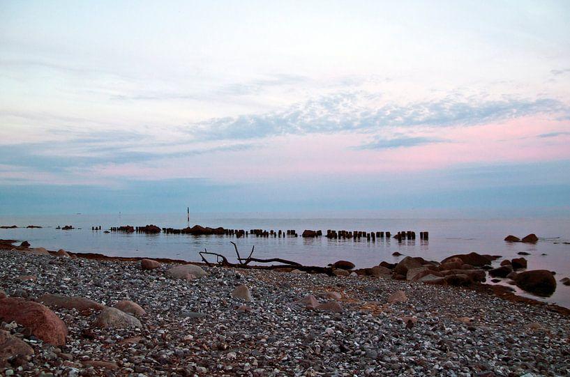 Jasmunder Bucht auf der Insel Rügen von Silva Wischeropp