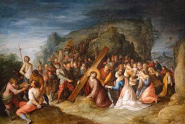 Kreuztragung Christi, Frans Francken der Jüngere