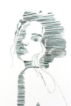 Verschwommene Liebe von Natalie Bruns