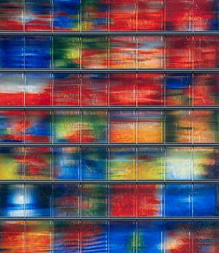 Fassade Bild und Ton Hilversum von Henri Boer Fotografie