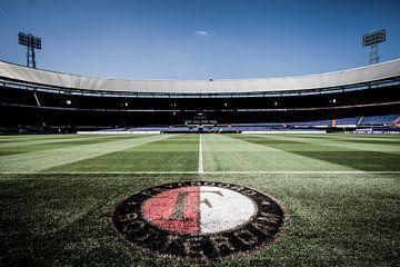 De Kuip - Feyenoord - Rotterdam van Sasha Ivantic